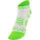 Compressport Racing V2 Run Calze da corsa verde/bianco